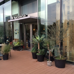 Royal garden cafe iidabashi 1