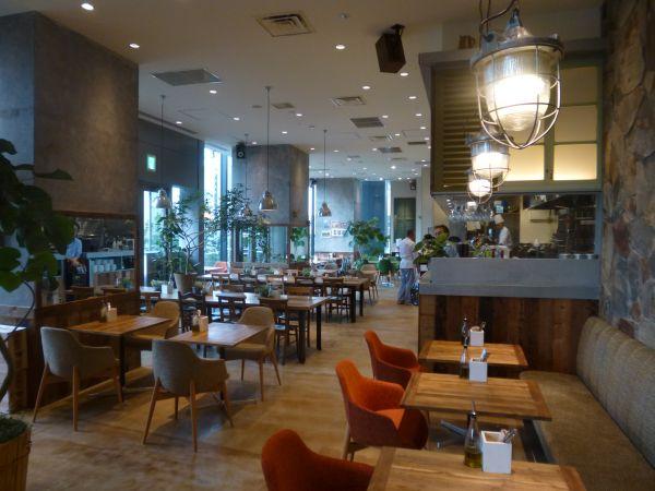 Royal garden cafe iidabashi 2