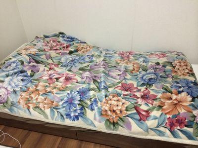 昭和な毛布