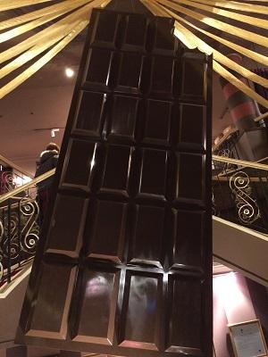 チョコレートの城1