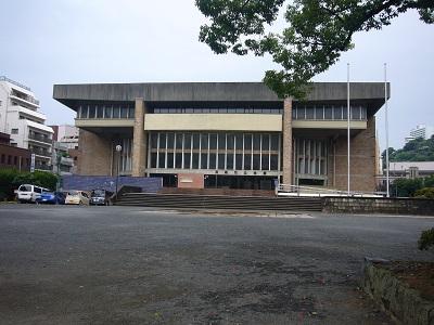 長崎市公会堂1