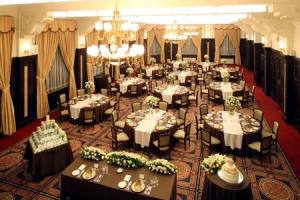 学士会館結婚式