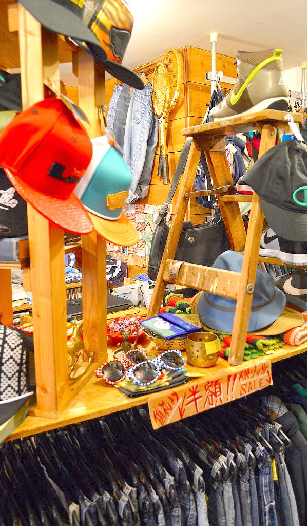 東京都北区王子 古着屋カチカチ店内画像08