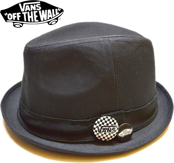 バンズVans USA企画ストローハット帽子画像@古着屋カチカチ04