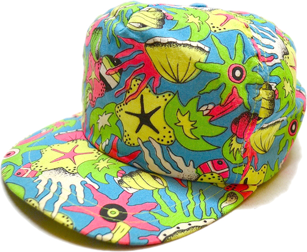 USEDキャップ帽子画像@古着屋カチカチ09