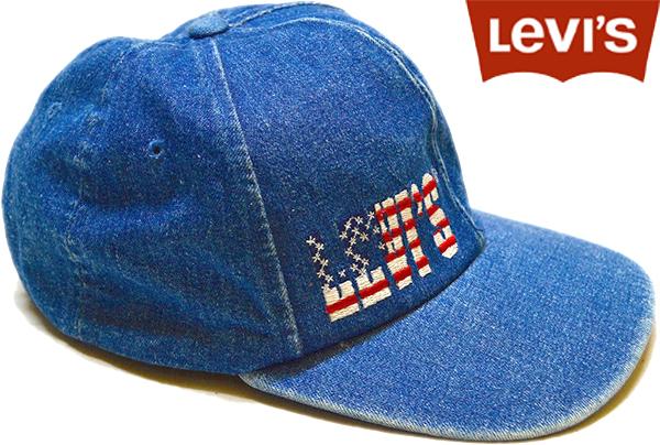 USEDキャップ帽子画像@古着屋カチカチ06