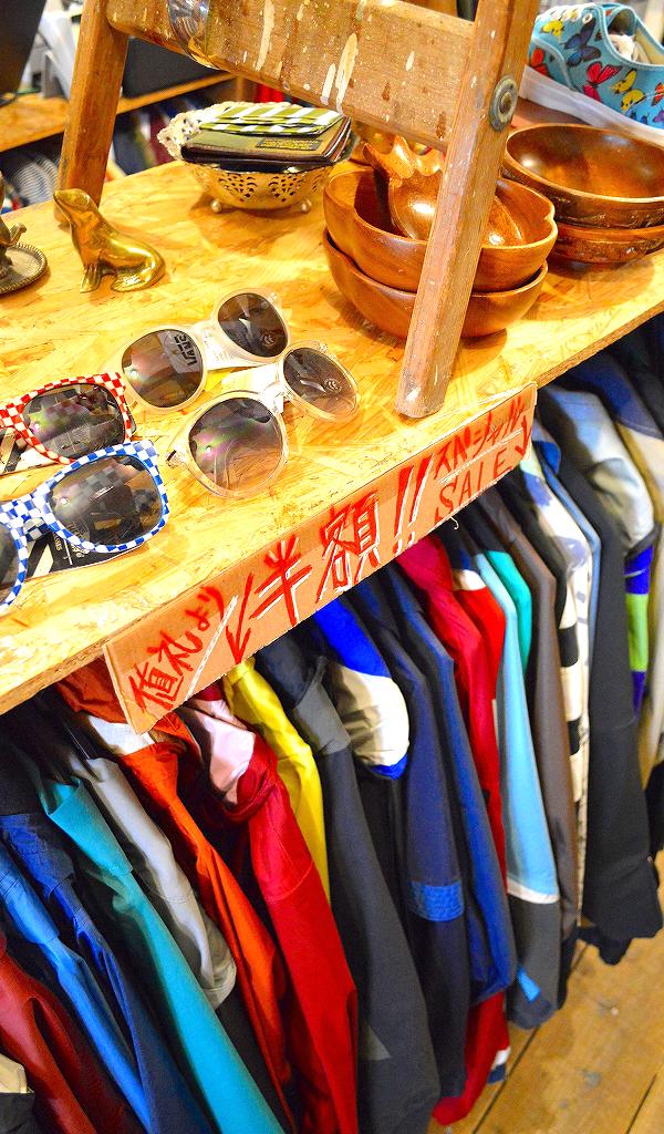 店内USED週末セールSALE画像@古着屋カチカチ5