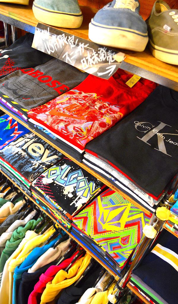 店内USED週末セールSALE画像@古着屋カチカチ6