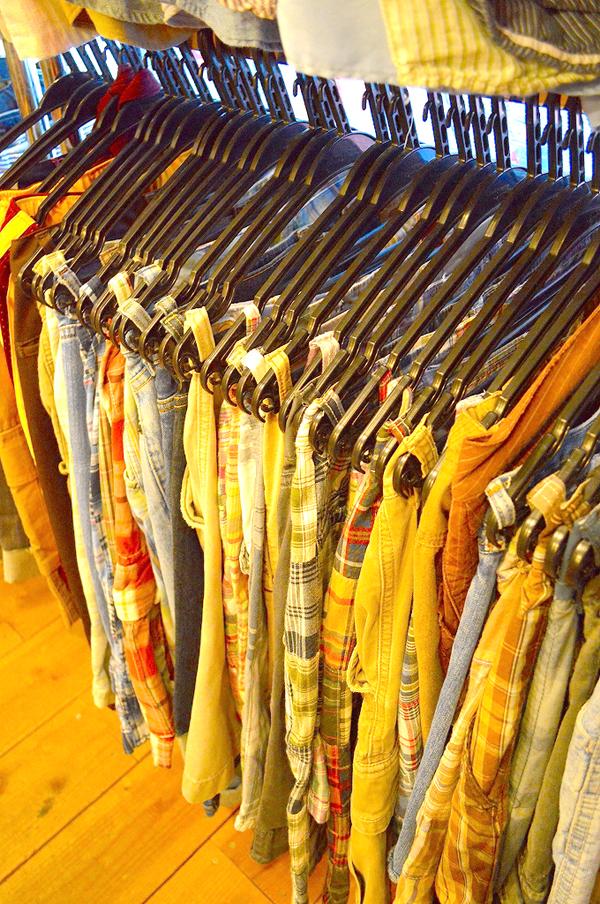 店内USED週末セールSALE画像@古着屋カチカチ9