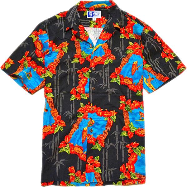 USEDアロハシャツ画像ハワイアンシャツ@古着屋カチカチ01