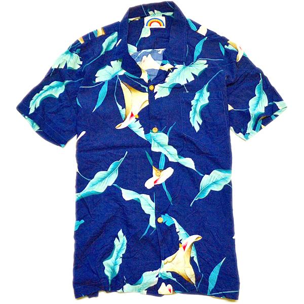 USEDアロハシャツ画像ハワイアンシャツ@古着屋カチカチ05