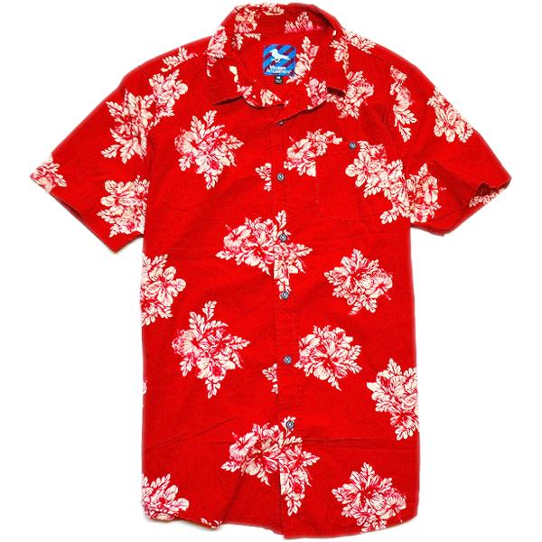 USEDアロハシャツ画像ハワイアンシャツ@古着屋カチカチ07