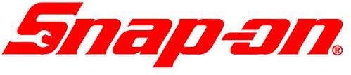 スナップオンロゴ赤白