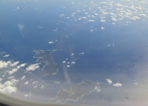 請島と与路島
