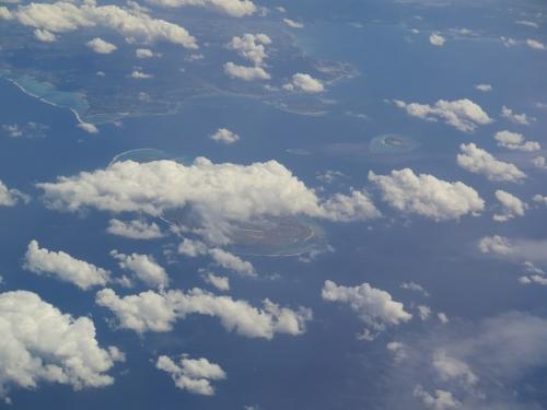 沖縄本島,伊江島,瀬底島,水納島(クロワッサン)