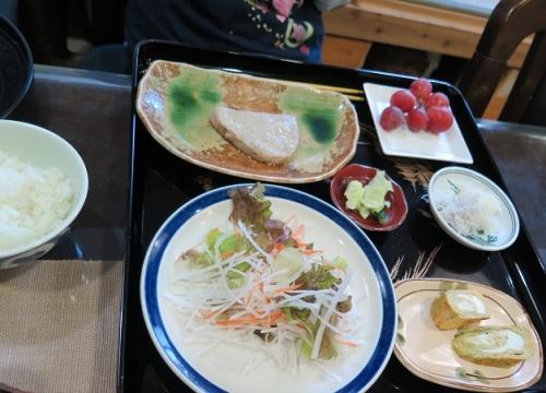 ぱいらんどの朝ご飯 お魚