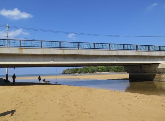 石垣島 笛吹川河口