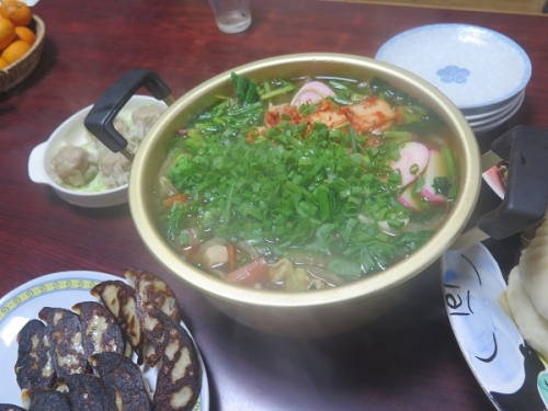 蓬莱551飲茶