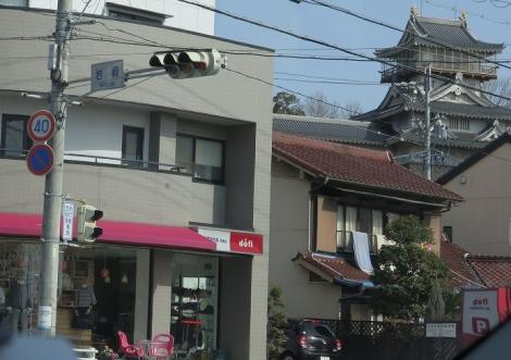 愛知 岩崎城