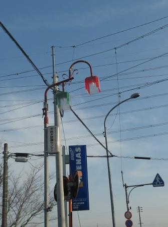 愛知 街灯