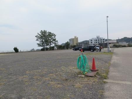 ホテル浦島駐車場