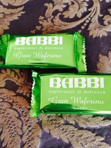 バビのチョコレート