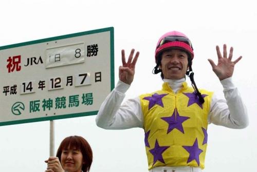 【競馬】昔の武豊の馬質がすごすぎる!前走1着とか2着ばかり