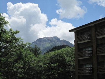 0710焼岳