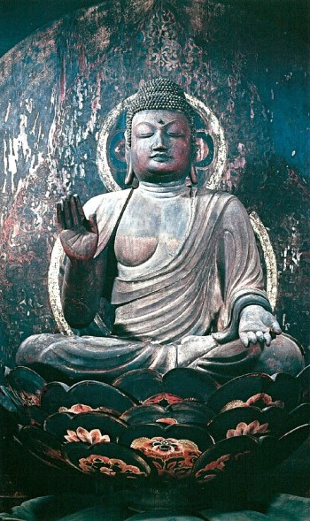 慈尊院・秘仏弥勒仏坐像(国宝)