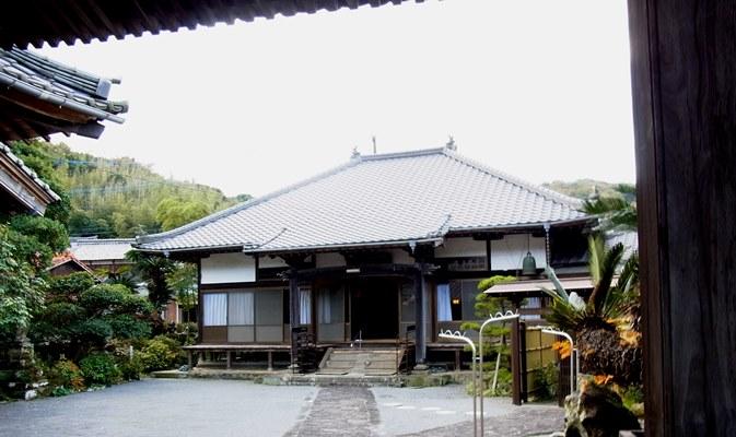 万福寺・本堂