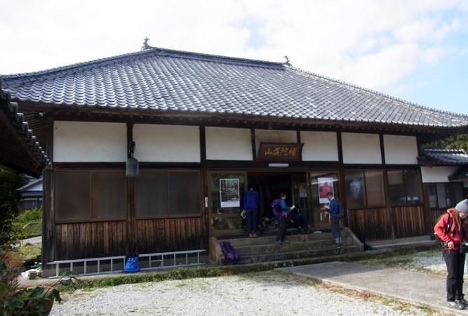 千燈寺・本堂