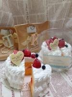 バースデーケーキ画像