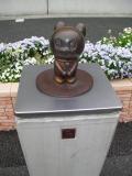 JR登戸駅 ドラミちゃん像