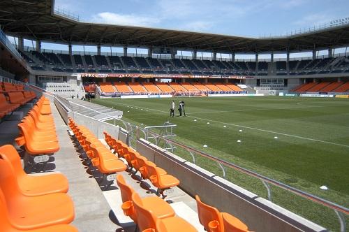長野の新スタジアム