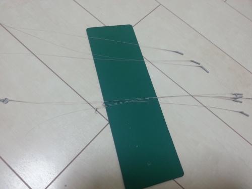 ランナー引き伸ばし線4