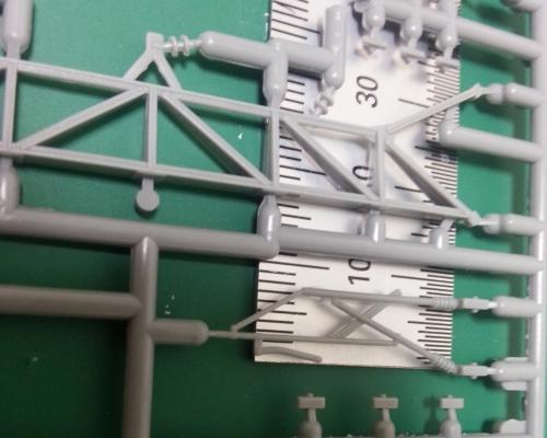 架線設置 計測1