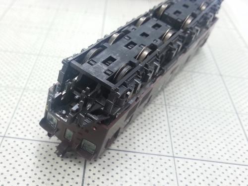 EF15 カプラー交換6