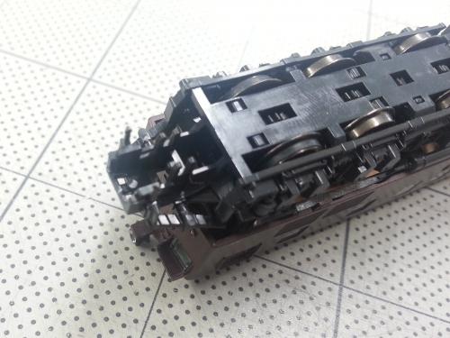 EF15 カプラー交換7