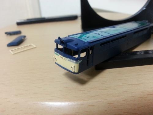 EF61-10 手すり取付