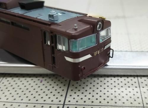 EF61茶色へ10