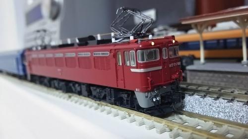 EF71カプラー交換7