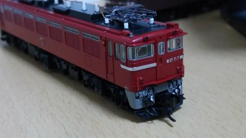 EF71カプラー交換11