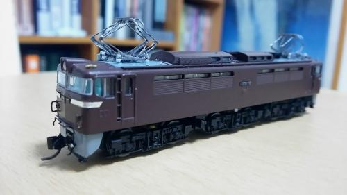 EF61茶色へ13