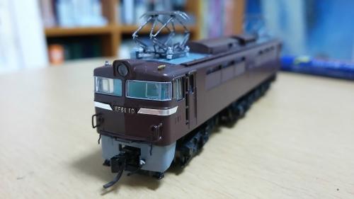 EF61茶色へ15