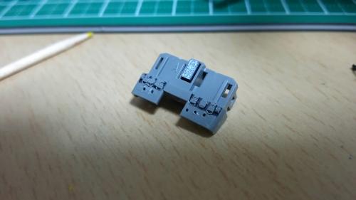 ED78カプラー交換2