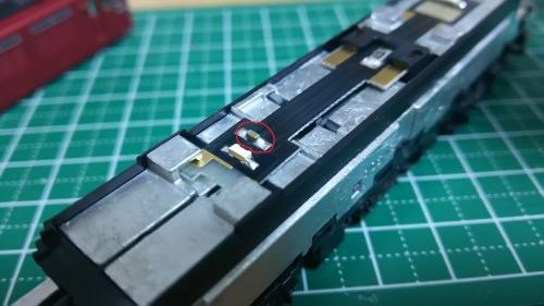 ED78カプラー交換4