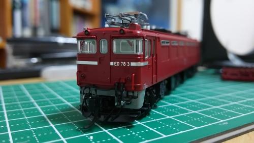 ED78カプラー交換10
