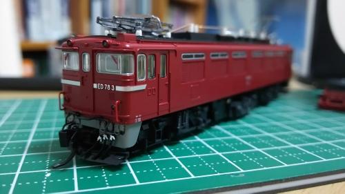 ED78カプラー交換11