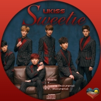 U-KISS Sweetie4曲