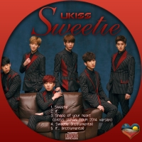 U-KISS Sweetie5曲